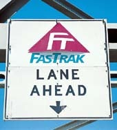 Hackers Get Free Ride On California FasTrak Toll System