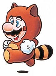 Shame Tanooki Mario Didn't Have Golden Testicles