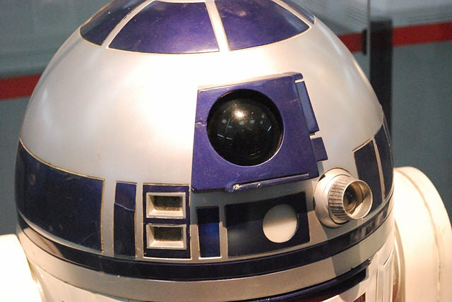 So, why couldn't R2D2 speak English, anyway?