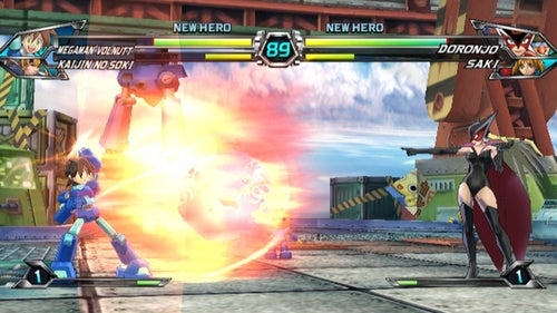 Tatsunoko vs Capcom vs A Ton Of Screenshots