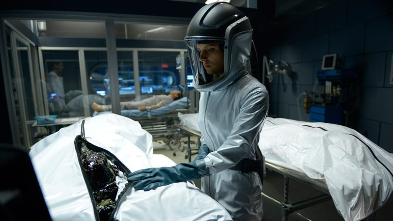 First Impressions: Helix is Syfy's best new show in years