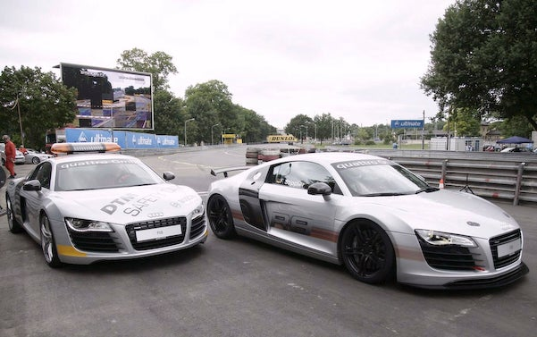2009 Audi R8 Becomes Official DTM Safety Car