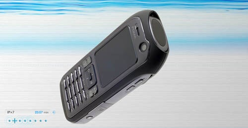Sony Ericsson SO902WP+ Waterproof Cellphone