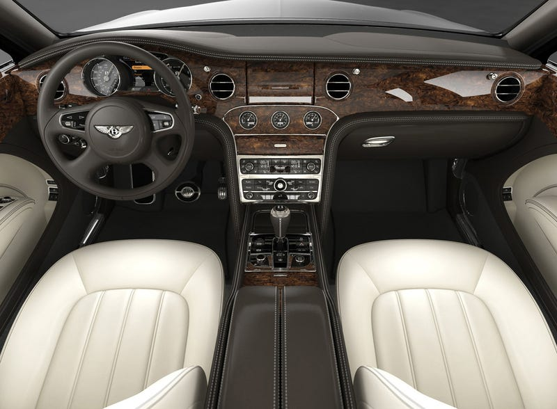 Bentley Mulsanne: First Drive