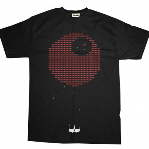 The Death Star t-shirt you need to party with geeks this weekend