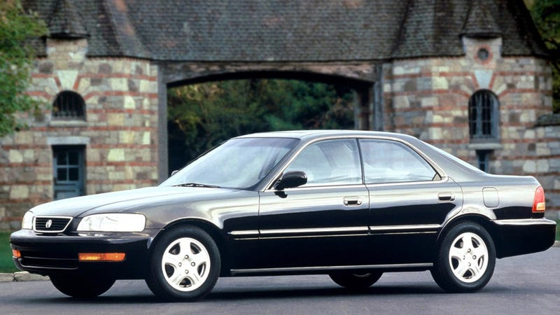 Forgotten Cars: Honda's Long-Lost Five Cylinder Engine And The Acura Vigor