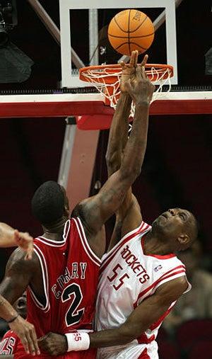 Five Tiny Tidbits On: The Houston Rockets