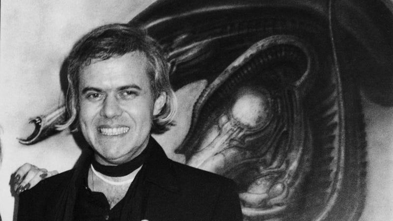 Alien Artist H.R. Giger Dead at 74