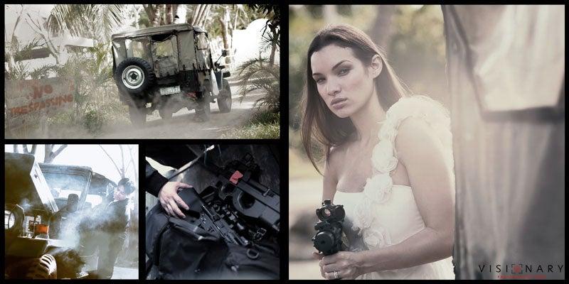 It's A Zombie Apocalypse... Wedding?!