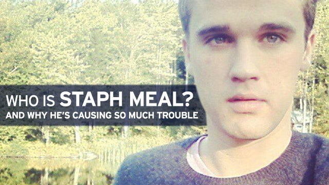 A Troll Too Far: The Rise and Fall of Staph Meal