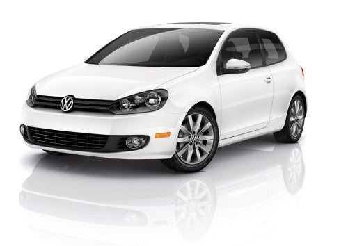 US-Bound 2010 VW Golf TDI To Get 31/42 MPG