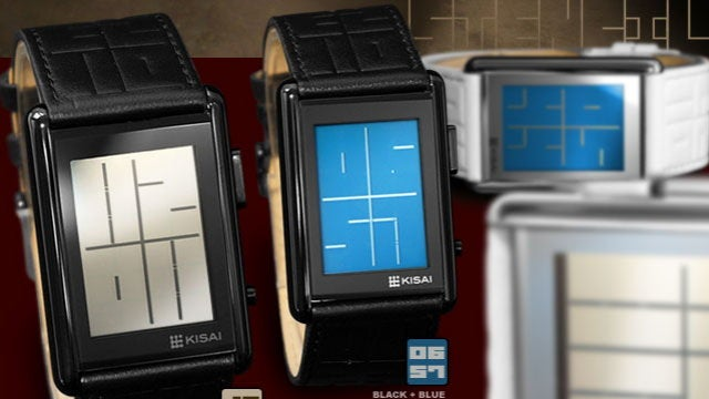 Kisai Finally Makes An Easy-to-Read Watch—Once You Figure It Out