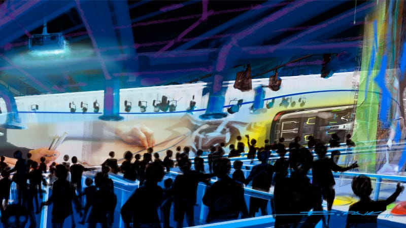 This Is The Reimagined Chevy Test Track Ride At Disney World
