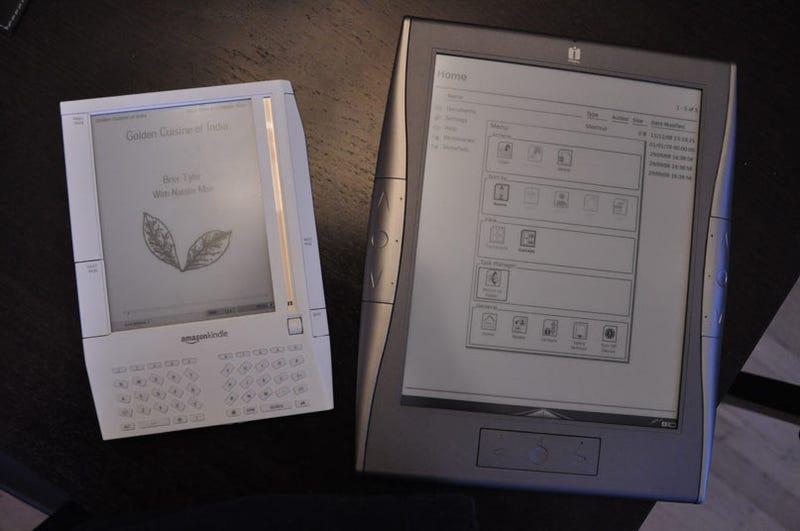 iRex Digital Reader 1000S Lightning Review