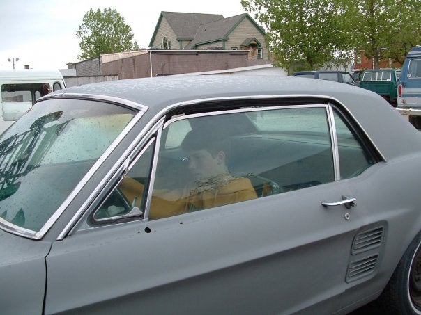The Story of my 1967 Mustang [Video at end]