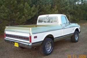 Nice Price Or Crack Pipe: The $48,500 Chevrolet Cheyenne Pickup?