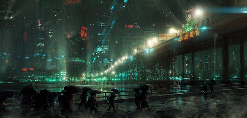 Blade Runner, Is That You?