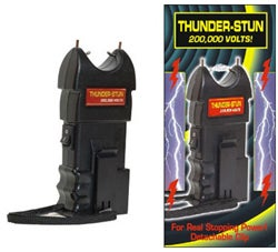 Thunder Stun Gun: 750,000 Volts for 13 Bucks