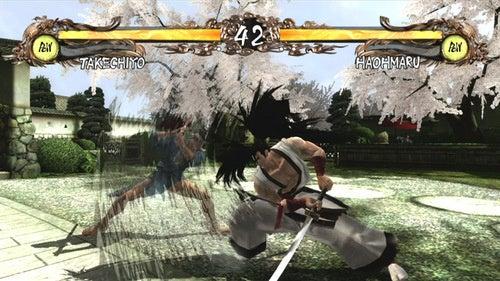Scenes From Samurai Shodown Sen