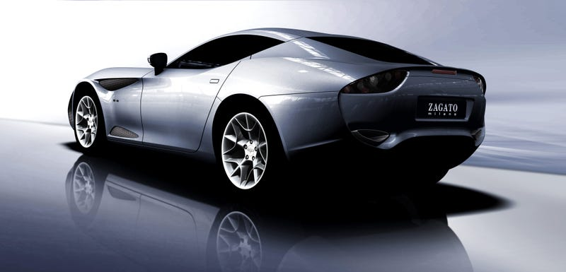 Perana Z-One: South African-Built, Zagato-Bodied And Corvette-Powered