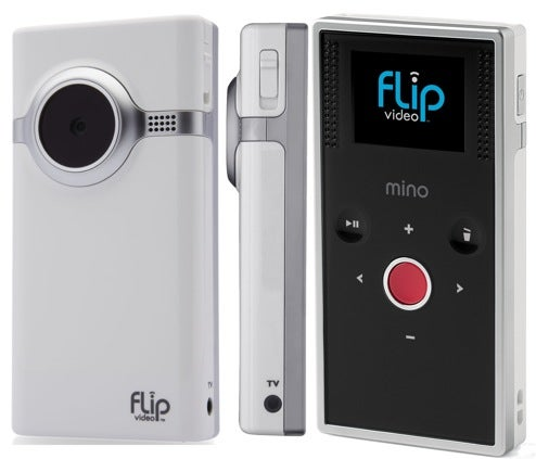 Flip Mino: A Smaller, Better Flip Camcorder for $180