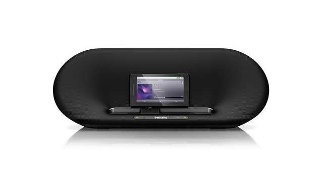 Philips Builds the First Universal Android Speaker Dock