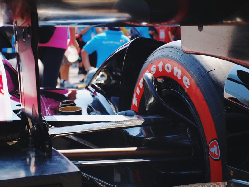 Ultimate Speed Machines: IndyCars Up Close