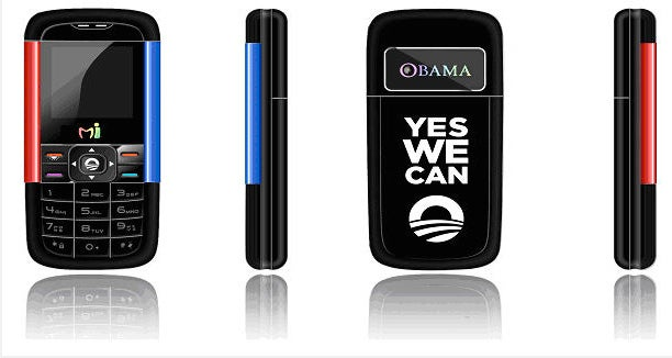 Kenya Hearts Barack With First Obama-Branded Cellphone