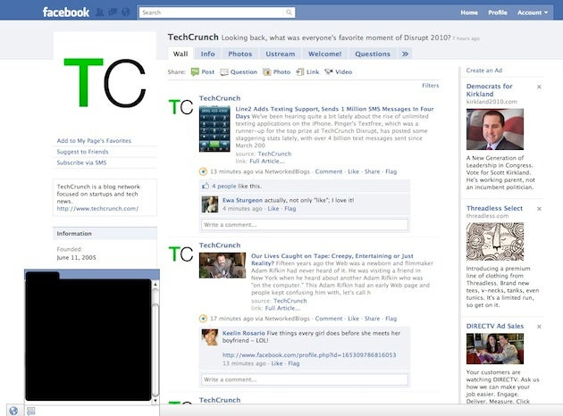 Today's Facebook's Event Will Show Off Their Latest Redesign