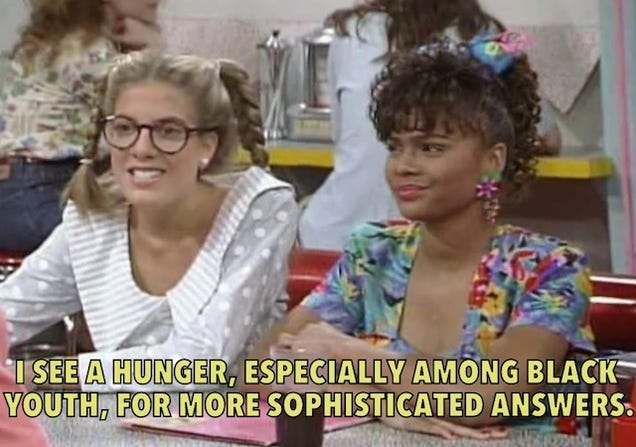 Saturday Night Social: Saved By The bell hooks