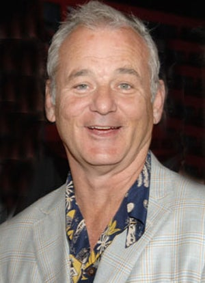 What It's Like To Eat Dinner With Bill Murray