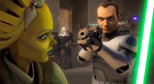 This Week's TV: Clone Wars' final season! Plus, who is the Yellow King?