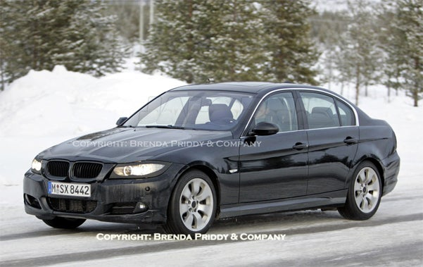 2009 BMW 3-Series To Undergo Plastic Surgery