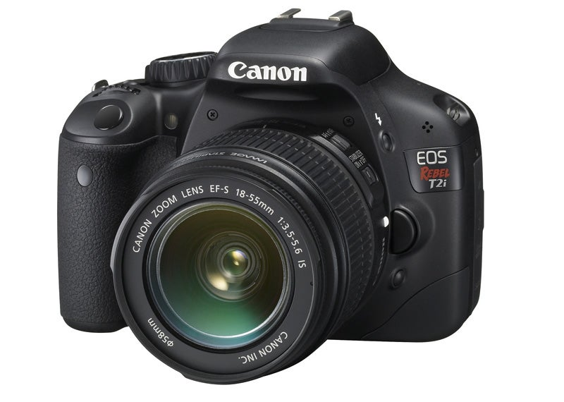 Canon Rebel T2i DSLR: 18MP and Legit 1080p Video for $899