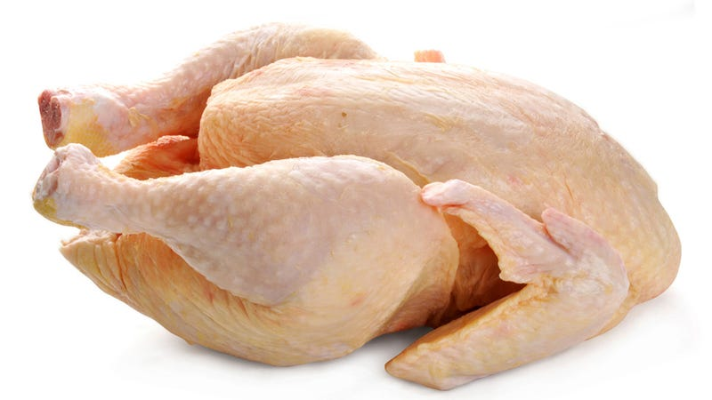 Your Chicken Could Be Giving You an Incurable Bladder Infection