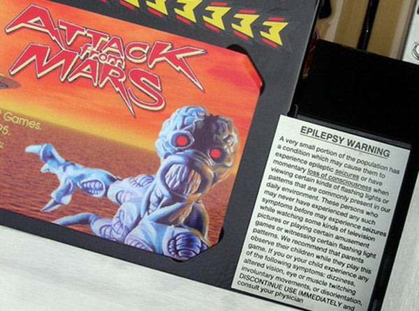 Martian Invaders Go To Pinball Hell