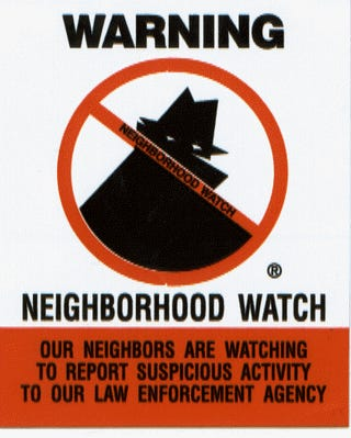 Criminals: The Jobless Are Watching You