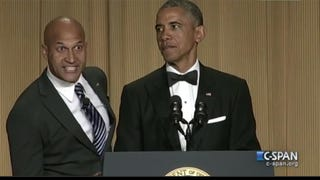 Obama Brought Out His Anger Translator To Skewer Press At WHC Dinner