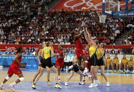 She Got Gam: FIBA Considers Lower Rims, Higher Hems For Women's Basketball