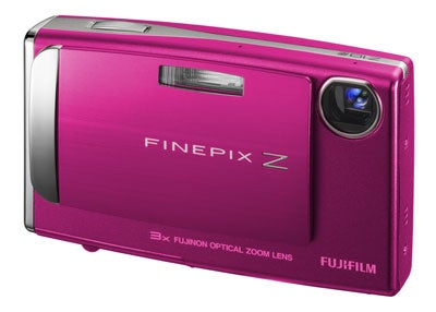Fujifilm FinePix Z10fd Slim and Colorful 7MP Fashion Cam