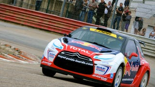 WorldRX Round 8 Preview: Loheac, France