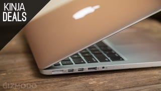 "Save $300-$350 on a 13"" Retina MacBook Pro"