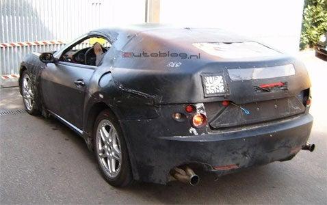 Miniature Maserati, Maybe?