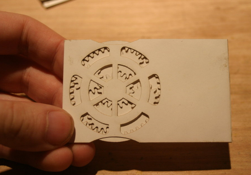 Planetary Gear Business Cards Will Get You Hired For Any Job