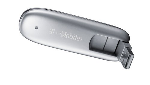 T-Mobile's Latest HSPA+ Capable USB Stick Is Made For Speed And Swiveling