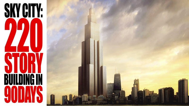 The Tallest Building in the World, Cooking Turkey with NASA Equipment, The Most Unpopular Apple Employee, And More