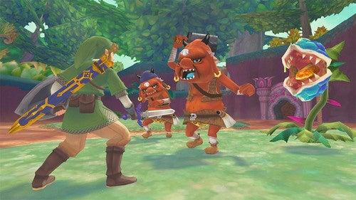 Nintendo Bringing Zelda, Kirby, Donkey Kong & More To Gamescom