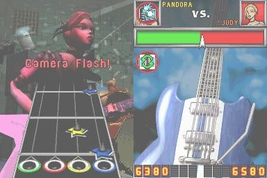 Fingers On With Guitar Hero: On Tour