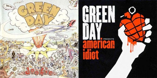 Green Day: Rock Band Full Of Dookie, American Idiot