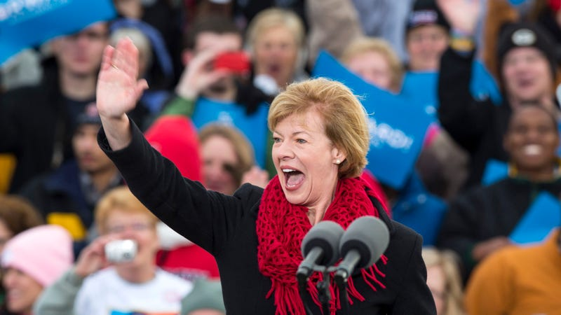 Tammy Baldwin Agonizingly Close to Becoming the First Openly Gay Senator